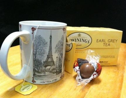 Tea + Chocolate 2