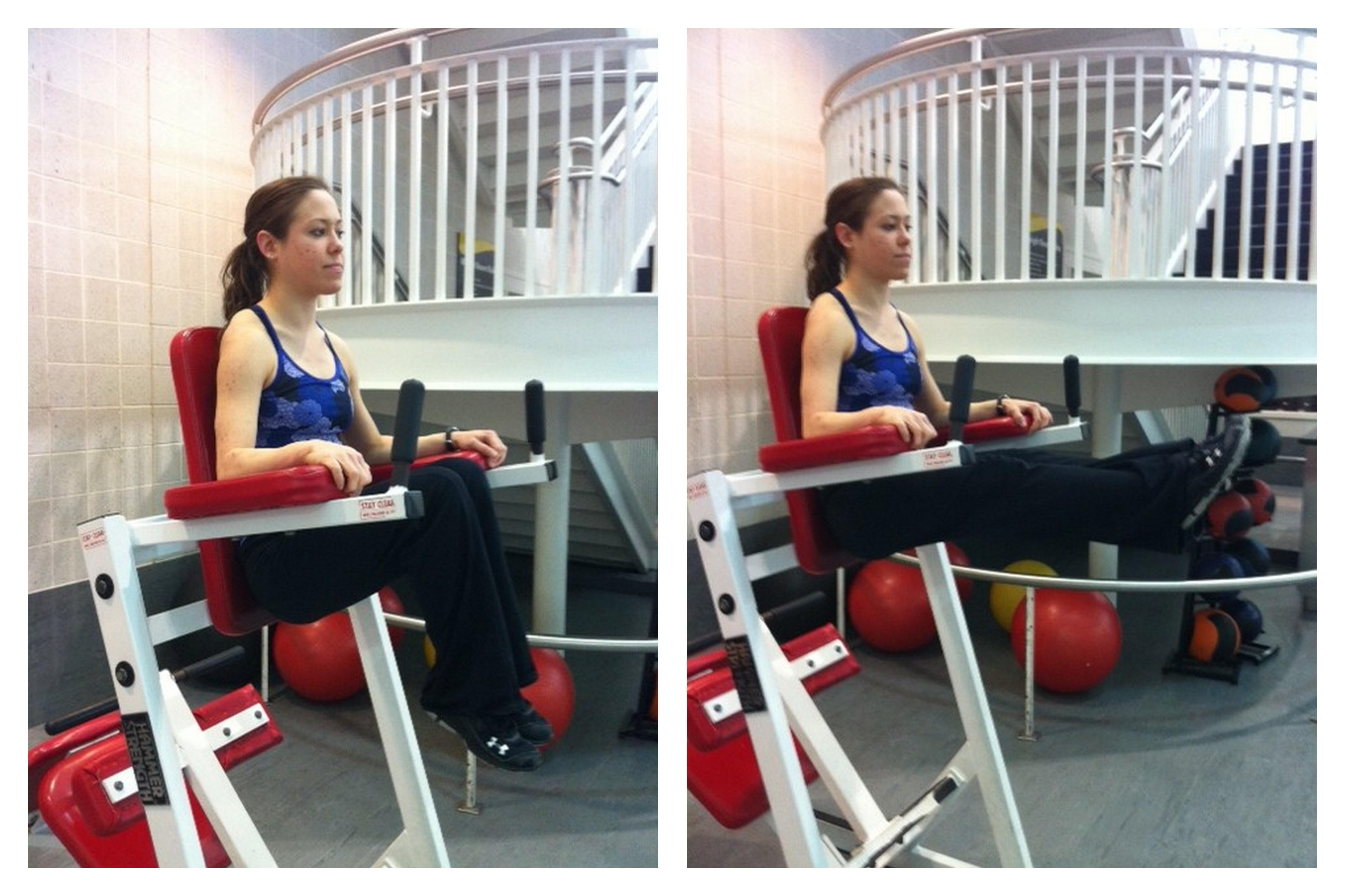 Captains chair leg raise - Captains Chair Workout Guiler Workout