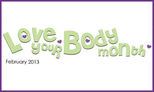 February is Love Your Body Month at the University of Maryland.
