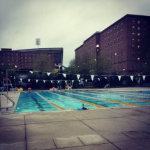 Woke up for a 6:30 AM swim for the first time in 3 years #nostalgia #home (submitted by trang_pak_)
